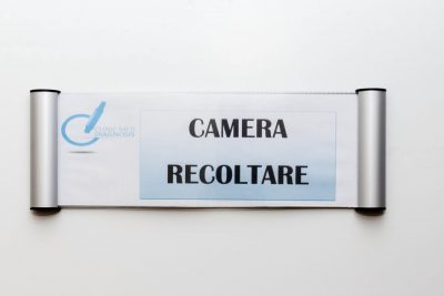 LABORATOR DE ANALIZE TURDA - Camera recoltare